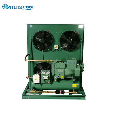 high quality air cooled compressor refrigeration compressor condensing unit